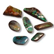 Unset Opals